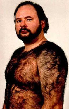 Fat hairy guy pics