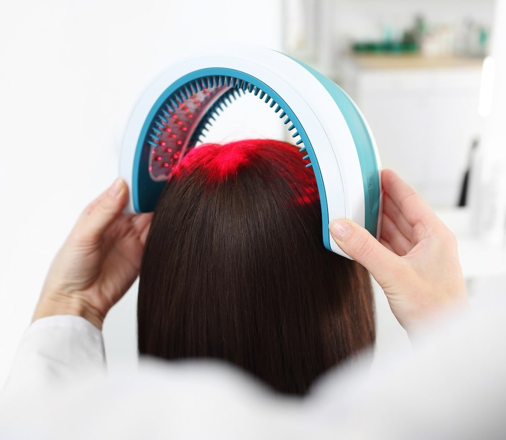 LLLT Low Level Laser Therapy For Hair Loss