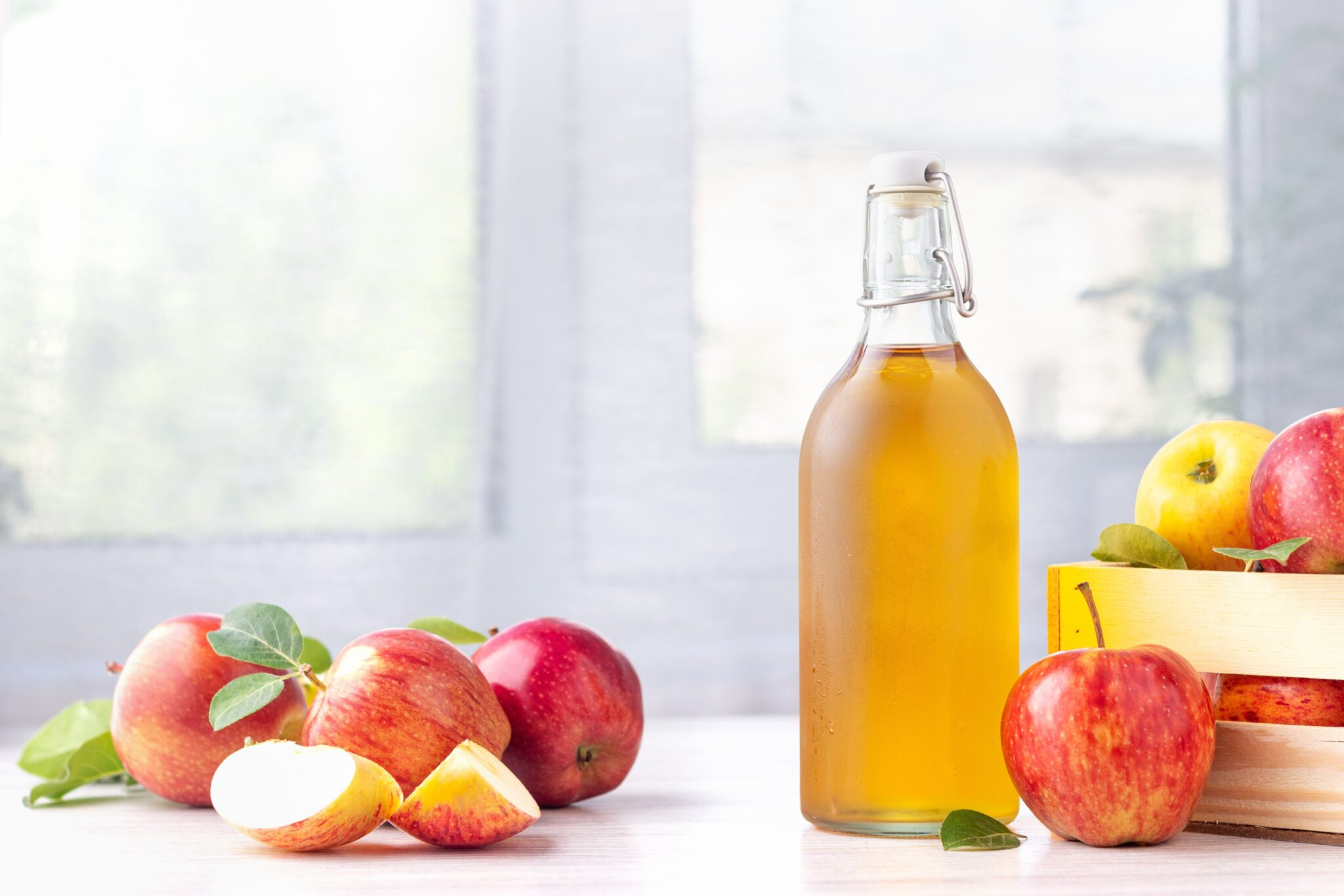 Apple Cider Vinegar Hair Loss